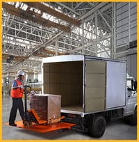 Foot Operated Tail Lift