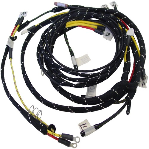 Ktm Wiring Harness 5000 - Wiring Diagram Data on