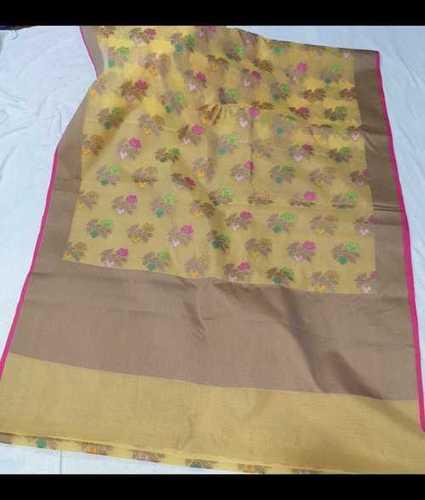 Designer Multicolor Printed Sarees