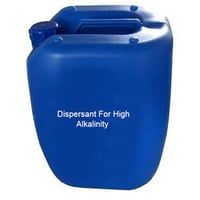 Dispersant For High Alkalinity
