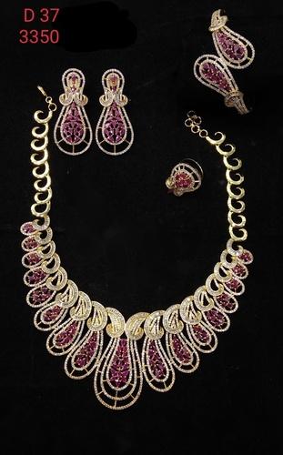 Elegant Designer Necklace Set
