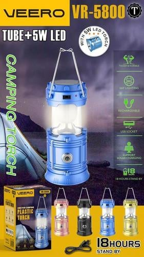 LED Camping Torch (VR-5800)