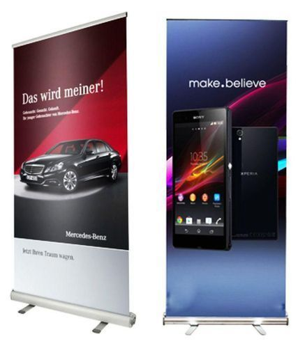 Roll Up Standee In Pune, Maharashtra | Service Provider