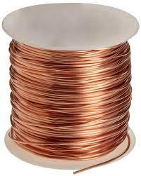 Fiber Glass Copper Wire