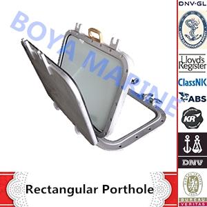 Excellent Grade Rectangular Porthole