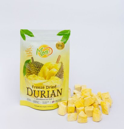 Freeze Dried Durian 50G (Boxes Of 30 Package) Certifications: Gmp
