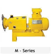 Mechanical Actuated Series - M Dosing Pump