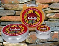 Spalogy Pain Relief Natural Sore Muscle Balm