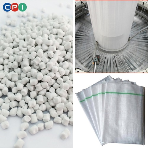 Calcium Carbonate Filler Masterbatch