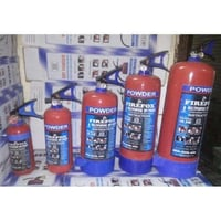 High Performance Fire Extinguisher
