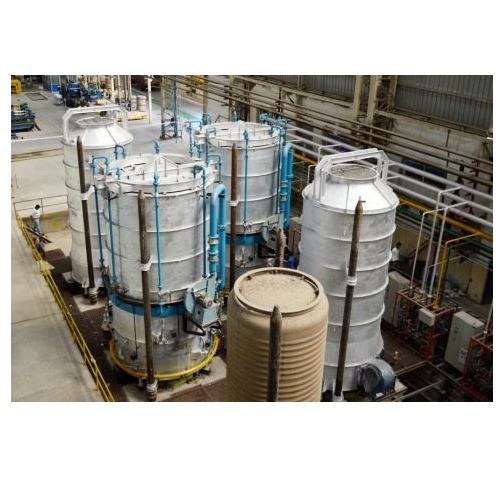 Industrial Bell Annealing Furnace