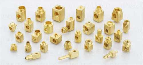 Exclusive Brass Electrical Terminals