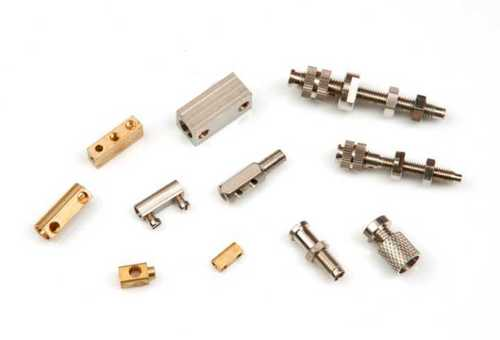 Pure Brass Electrical Connectors
