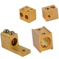 Pure Brass Electrical Contacts