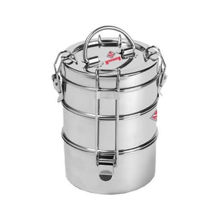 Stainless Steel Clip Lunch Box