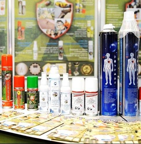 Aerosols Pepper Spray For Self-Defense