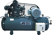 Anest Iwata Lubricated Air Compressors