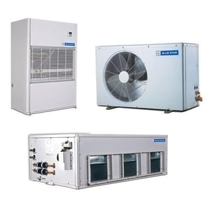 Blue Star Ducted Split And Packaged Air Conditioners