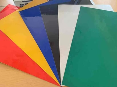 High Intensity Prismatic Reflective Sheeting Certifications: Iso 9001-2015