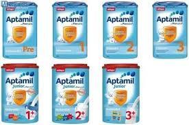 Infant Baby Milk Powder (Aptamil)