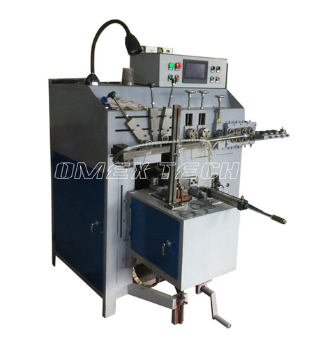 Ring Making and Butt Welding Machine