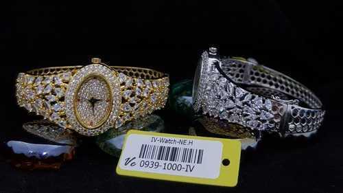 American Diamond Watch