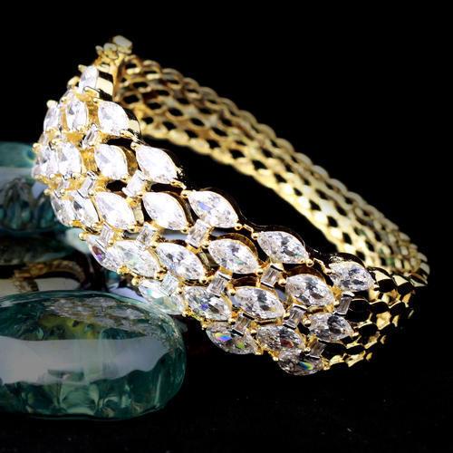 Brass Ad Bracelet