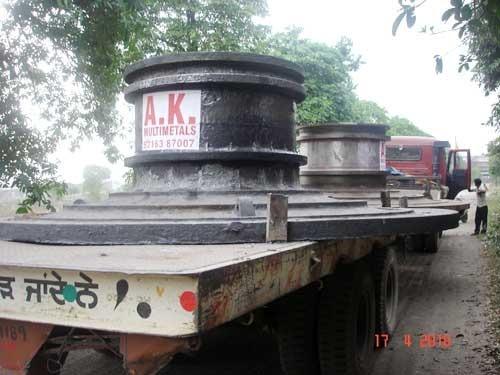 Durable Mill Head Castings - A  K  MULTIMETALS PVT  LTD