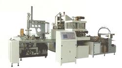 Automatic Box Making (Shoe Line Machines)