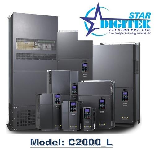 Delta C2000 Vfd Application: Speed Control