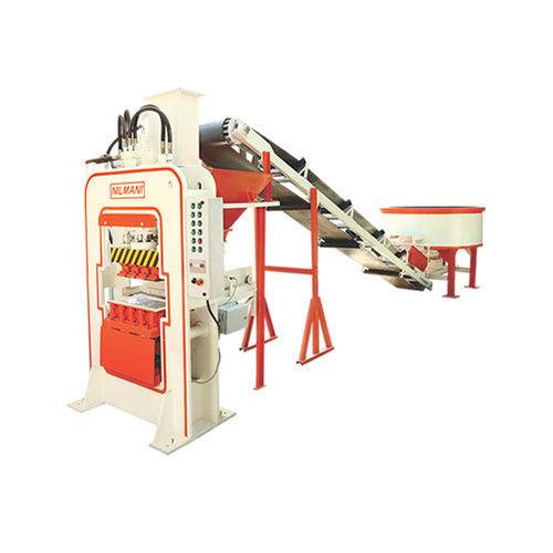 Fly Ash Brick Machine in Ahmedabad, Gujarat - Nilmani Industries