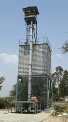 Low Capacity Storage Silo For Farmers