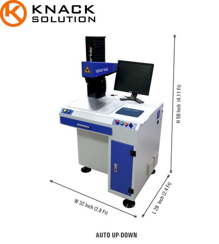 High Performance Laser Marking Machine