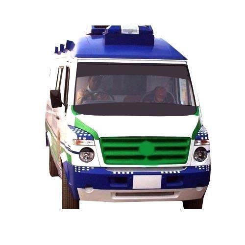 Medical Mobile Unit Van