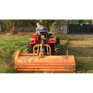Tractor Linkage Flail Mower