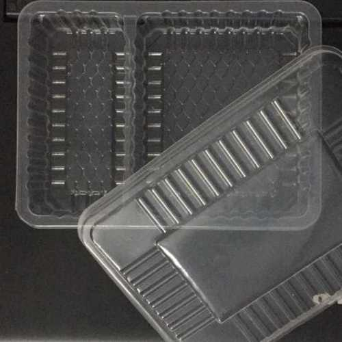 Disposable Two Partition Trays