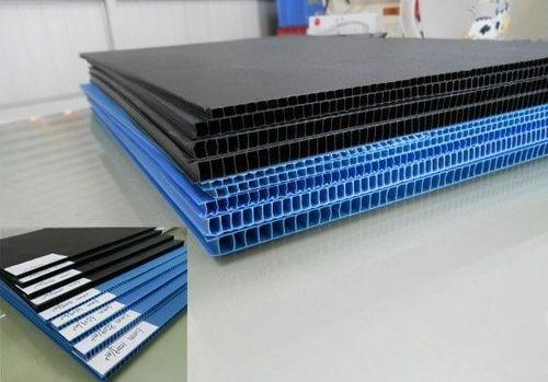High Grade PP Flute Boards