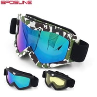 Anti-glare Windproof Motorcycle Goggles