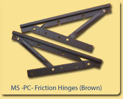 Silver Best Quality Friction Hinges