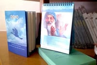 Osho Diary And Calendar Boxed Gift Set 2019
