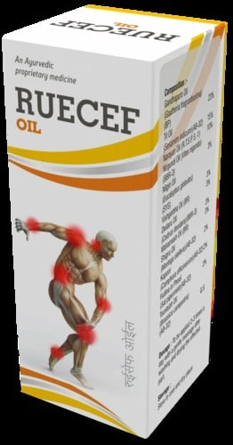 Pain Relieving Ruecef Oil