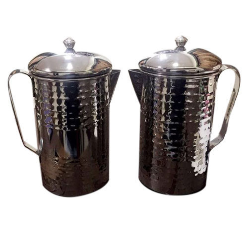 Stainless Steel Polished Jug