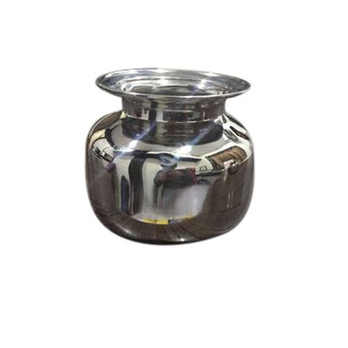 Stainless Steel Water Lota