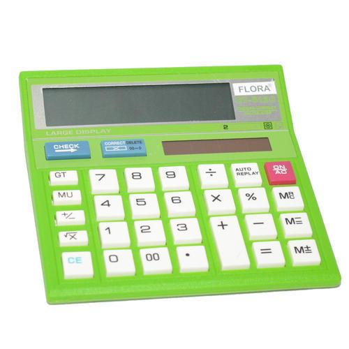Flora Basic Digital Calculator