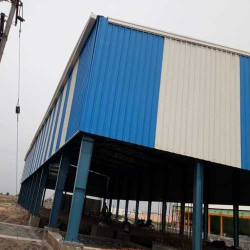 Pre Engineered Steel Structure Sheds
