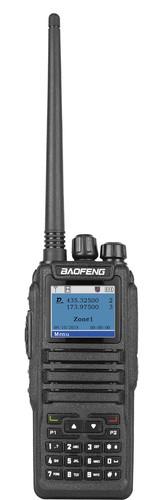 BAOFENG DM-1701 TIER II DMR Ham Amateur Encrypted Radio Compatible