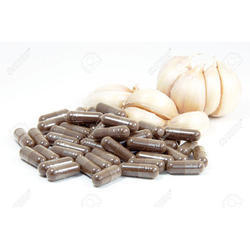 Garlic Capsules For Clinical And Personal Use
