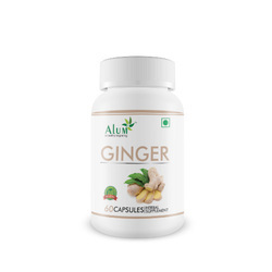Ginger Capsules For Clinical Use
