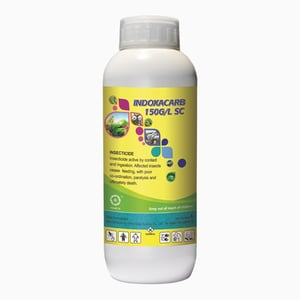 INDOXACARB 15% SC Insecticide
