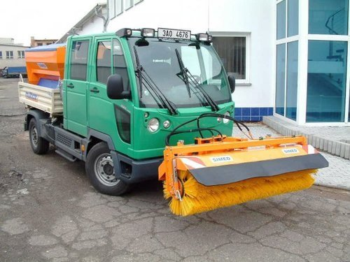 Long Life Road Sweepers